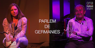 Parlem de Germanies